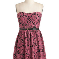 Simply Cherished Dress | Mod Retro Vintage Dresses | ModCloth.com