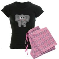 Adorable Elephant Women's Dark Pajamas> Adorable Elephant> Starzraven