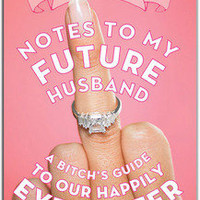 Coquette Boutique — Notes To My Future Husband