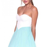 Popsicle dress in mint  | Show Pony Fashion online shopping