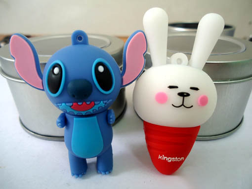 Unique Rabit and Carrot USB Drive
