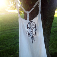 Dream Catcher Racer Back Tank