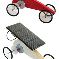 Naef Mouvelette Solar Powered Car | Available from NOVA68.com Modern Design