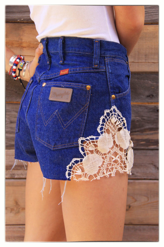 Wrangler Up Cycled Ultra High Rise From Houseofholt On Etsy