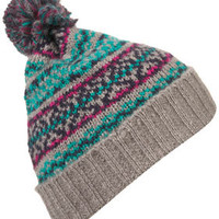 Traditional Fairisle Hat - Winter Accessories  - Accessories