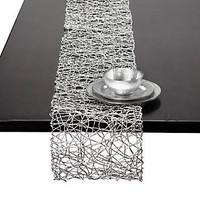 Z Gallerie - Silver Nest Runner