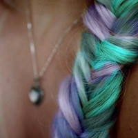 Hair Colored Chalk - Temporary Color Pastels, Pick Your Color