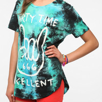 Blood Is The New Black Excellent Tie-Dye Tee