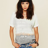 Free People We The Free Road Trip Graphic Tee