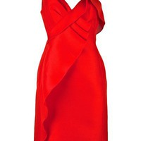 Angel Sanchez One Shoulder Dress - Coplon?S - farfetch.com