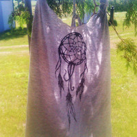 Dream Catcher open back Tank-top
