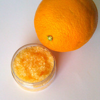 Sweet Orange Vegan Bath Salts, 4oz