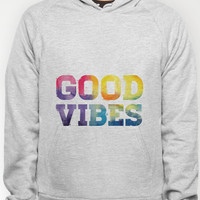 Good Vibes Hoody by Dan Elijah G. Fajardo | Society6