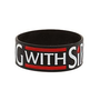 Sleeping With Sirens Flame Rubber Bracelet - 151542