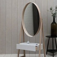 The Iona Cheval Mirror By Pinch | materialicious