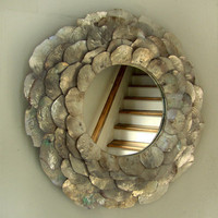 Oly Studio Nest Round Mirror Small