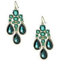 Sparkle chandelier earring | Banana Republic