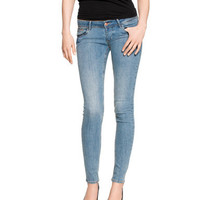 Super Skinny Super Low Jeans - from H&amp;M