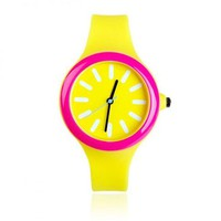 Candy Color Watch by Hallomall
