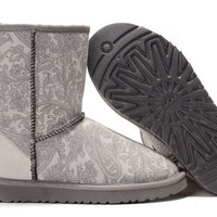 Get Excellent UGG Classic Short Camo 5831 Grey at our Online ugg classic short camo 5831 Outlet, Top High Quality