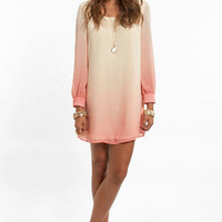 Ombrella Shift Dress $39