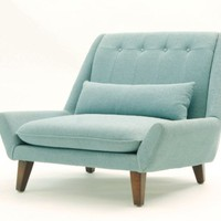 Palms Chair & Ottoman, Jeff Vioski, Lounge Seating - Manhattan - Suite New York
