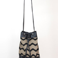 Dusen Dusen Bucket Bag - Waves « Pour Porter