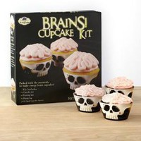 [ out of stock ]  Jo Cupcake Brains Cupcake Kit | Food| Food & Drink | World Market