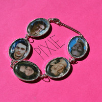 Freaks and Geeks cameo bracelet