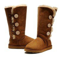 Get Excellent Chestnut Ugg 1873 Australia Bailey Button Triplet Boots at our Online ugg bailey button triplet 1873 Outlet, Top High Quality