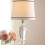 Mini Crystal Lamp - Horchow