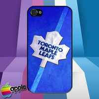 Toronto Maple Leafs NHL Logo iPhone 4 or iPhone 4S Case