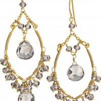 Juliette Gem Drop Earrings - Earrings - Shop by Category