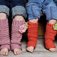 Baby LEG WARMERS toddler sizes custom made by Knottytots on Etsy