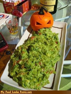 I want to make this! (Food) / Fun Halloween food idea :)