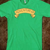 ADVENTURE-ER - Text Tees Say Anything