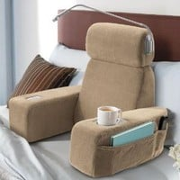 Amazon.com: nap Massaging Bed Rest: Health &amp; Personal Care
