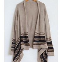 Southwestern Cardigan