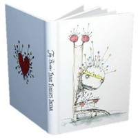 Tim Burton's Tragic Thoughts  Journal [Spiral-bound]