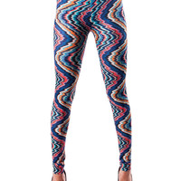 Tribal Wave Legging (((FALL/WINTER 2012)))