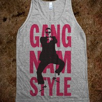 Gangnam Style (Tank) - These Shirts Are Seriously Serious