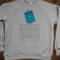 TIME LORD PARTY - TARDIS