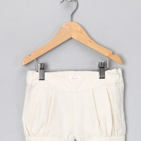 ferd - Cream Bubble Shorts - Infant, Toddler &amp; Girls
