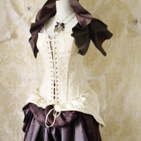 Low Tides Pirate Corset Costume Whole OutfitFor A by Innerversion
