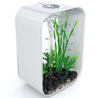 The 24 Hour Light Cycle Aquarium - Hammacher Schlemmer