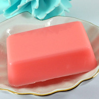 Mango Smoothie Vegan Shea Butter Soap - SALE