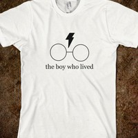 Harry Potter the boy who lived T-Shirt