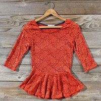 Stable &amp; Steed Blouse, Sweet Bohemian Clothing