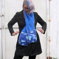 Doctor Who fleece Pocket Scarf DR geek Dalek Tardis