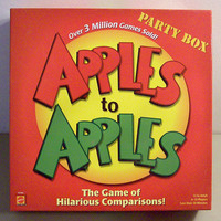 Apples to Apples | Image  | BoardGameGeek